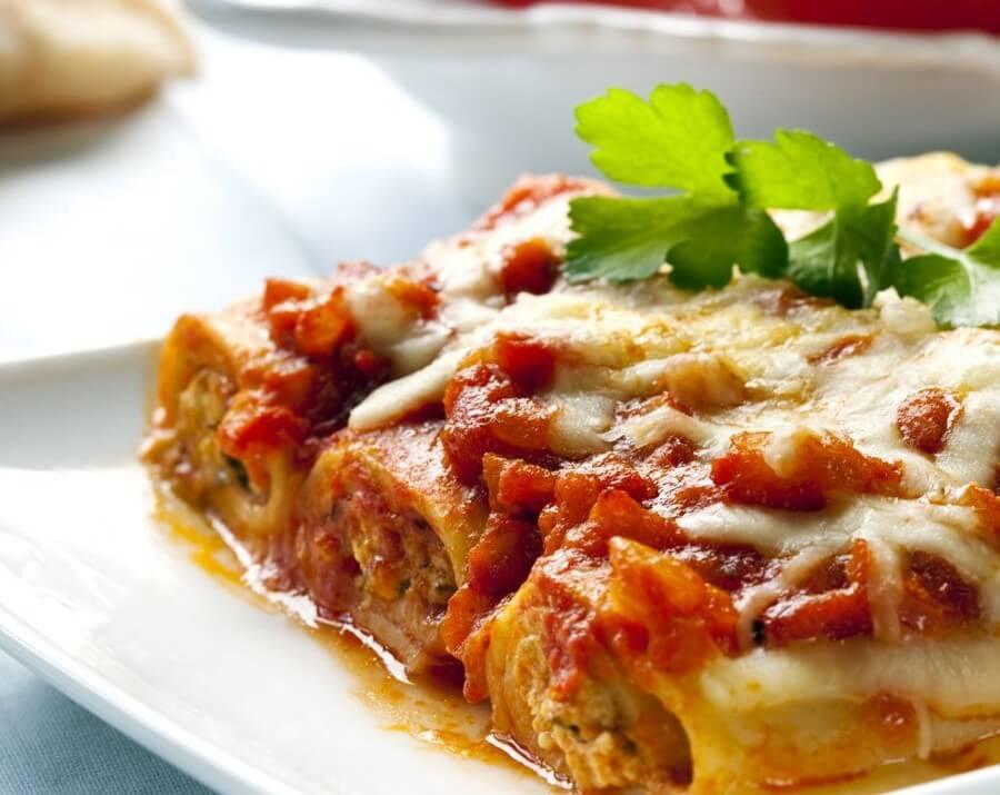 Cannelloni bolognaise recette az for Cuisine italienne x