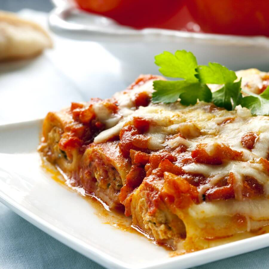cannelloni bolognaise recette az. Black Bedroom Furniture Sets. Home Design Ideas