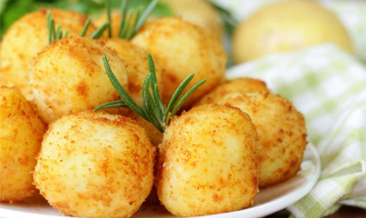 croquettes de pommes de terre recette az. Black Bedroom Furniture Sets. Home Design Ideas