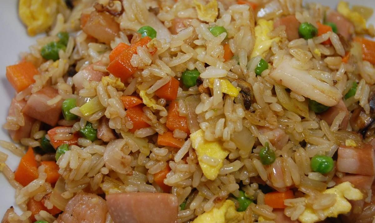 Pour un plat chinois
