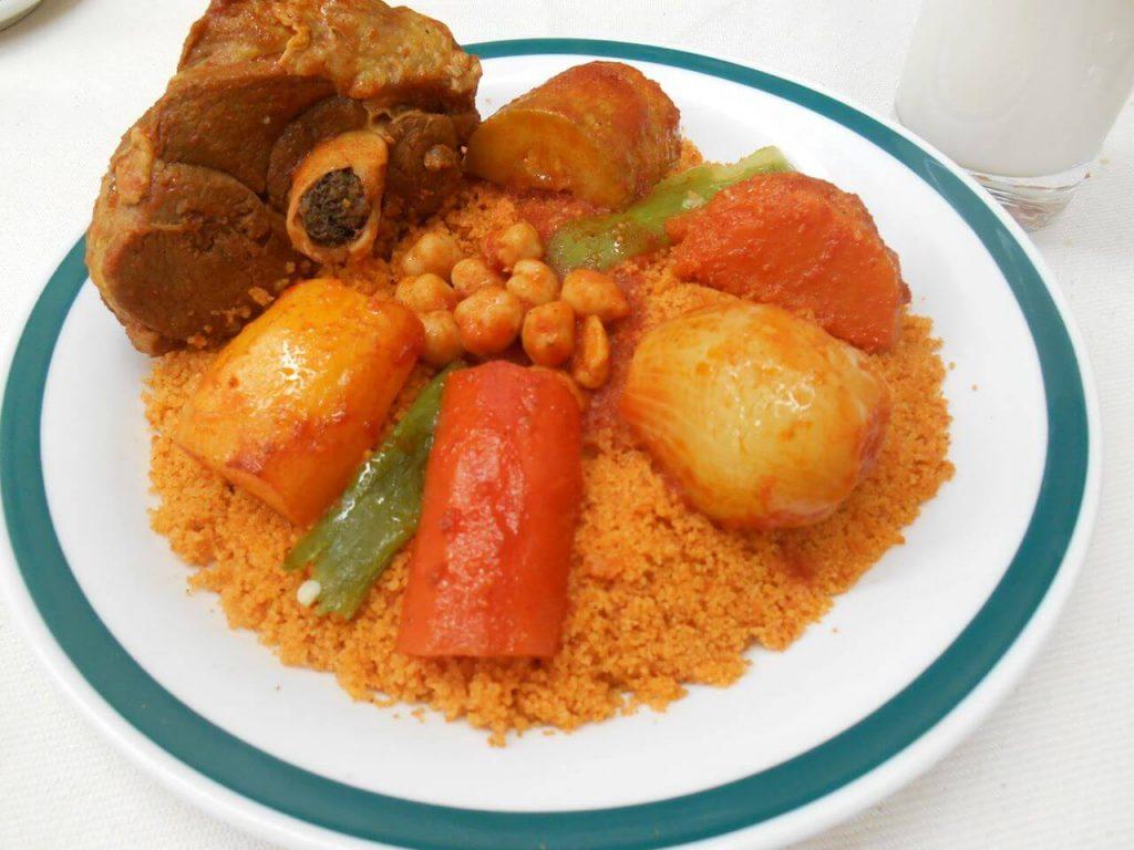 Recettes couscous agneau - Recette cuisine couscous tunisien ...