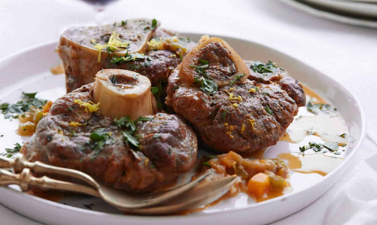 Osso bucco recette az - Cuisine italienne osso bucco ...