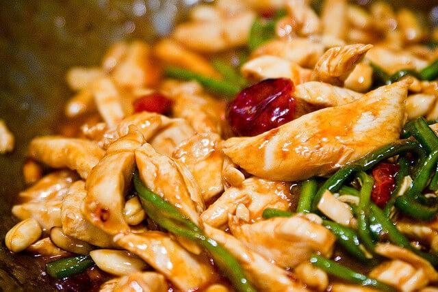 Recette poulet marin la tha landaise recette az - Cuisine thailandaise recette ...