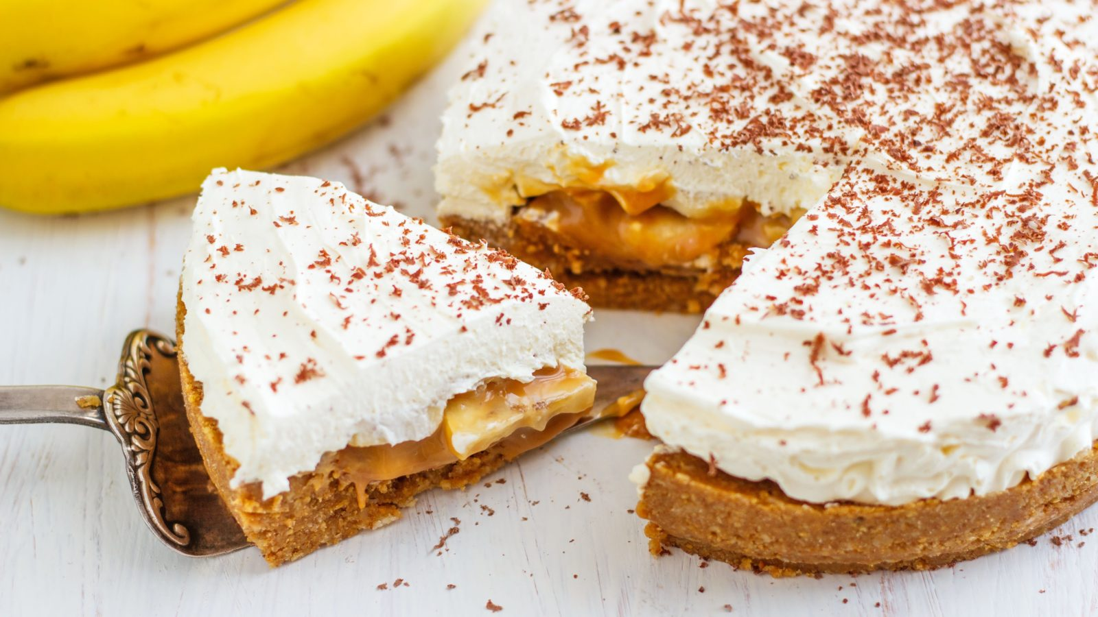 Recette Banofi Cake