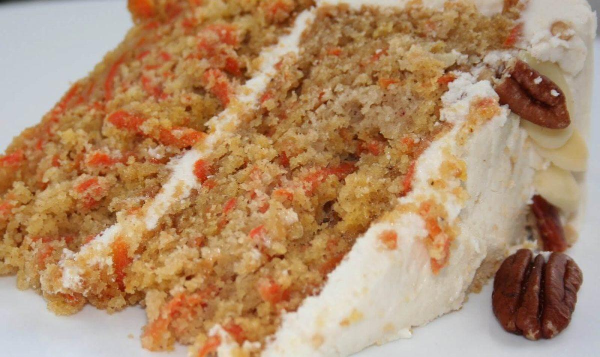 Gâteaux aux carotte