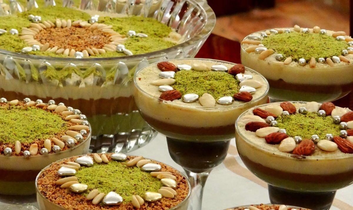 Assida zgougou recette az for Az cuisine dessert