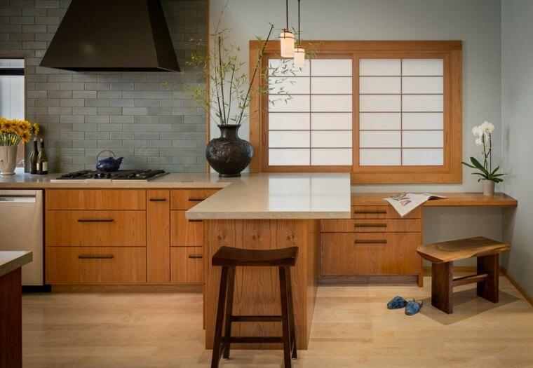 decoration maison style zen. Black Bedroom Furniture Sets. Home Design Ideas