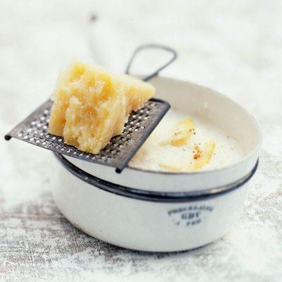 Potage au parmesan