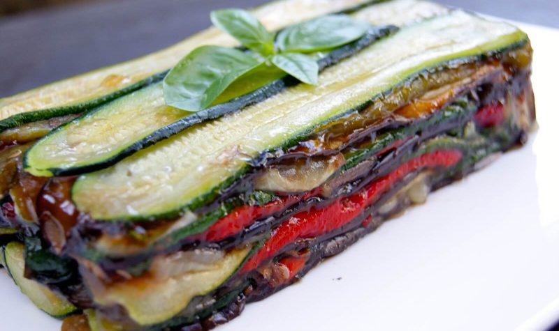 Terrine de légumes
