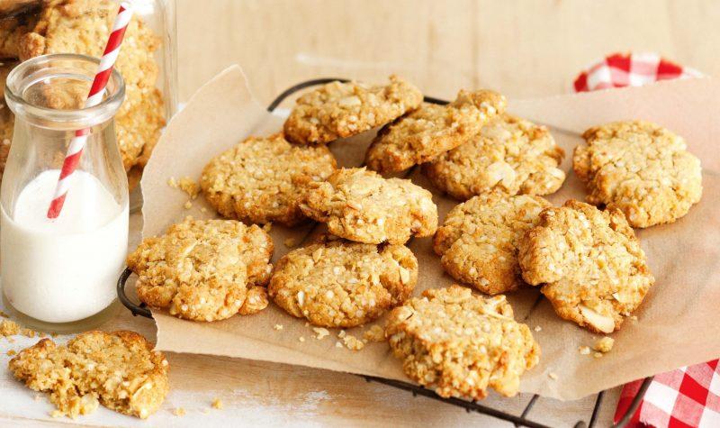 Biscuits au quinoa