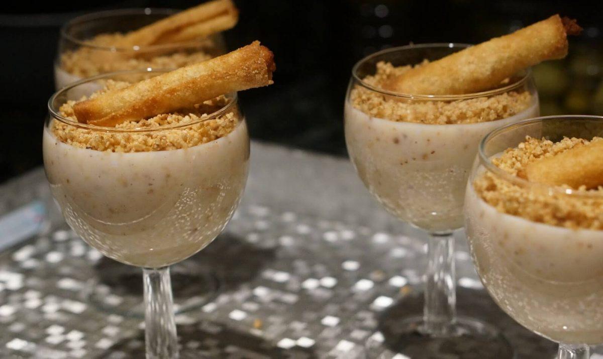 Bouza aux noisettes recette az for Az cuisine dessert