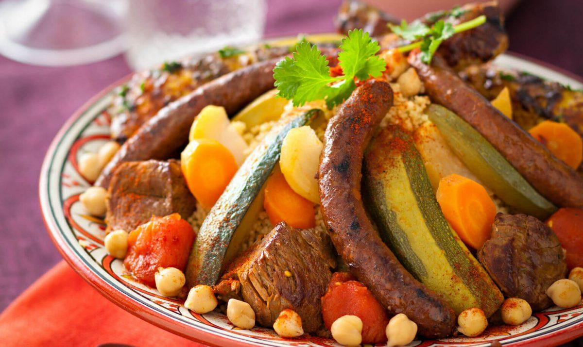 Couscous royal recette az - Recette cuisine couscous tunisien ...