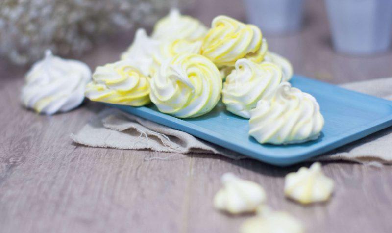 Meringue à la vanille