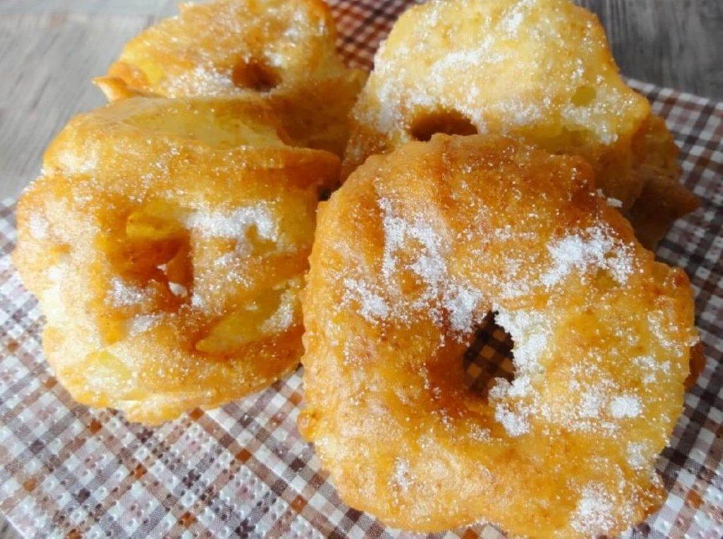 Beignet aux pommes recette az - La ferme aux beignets ...