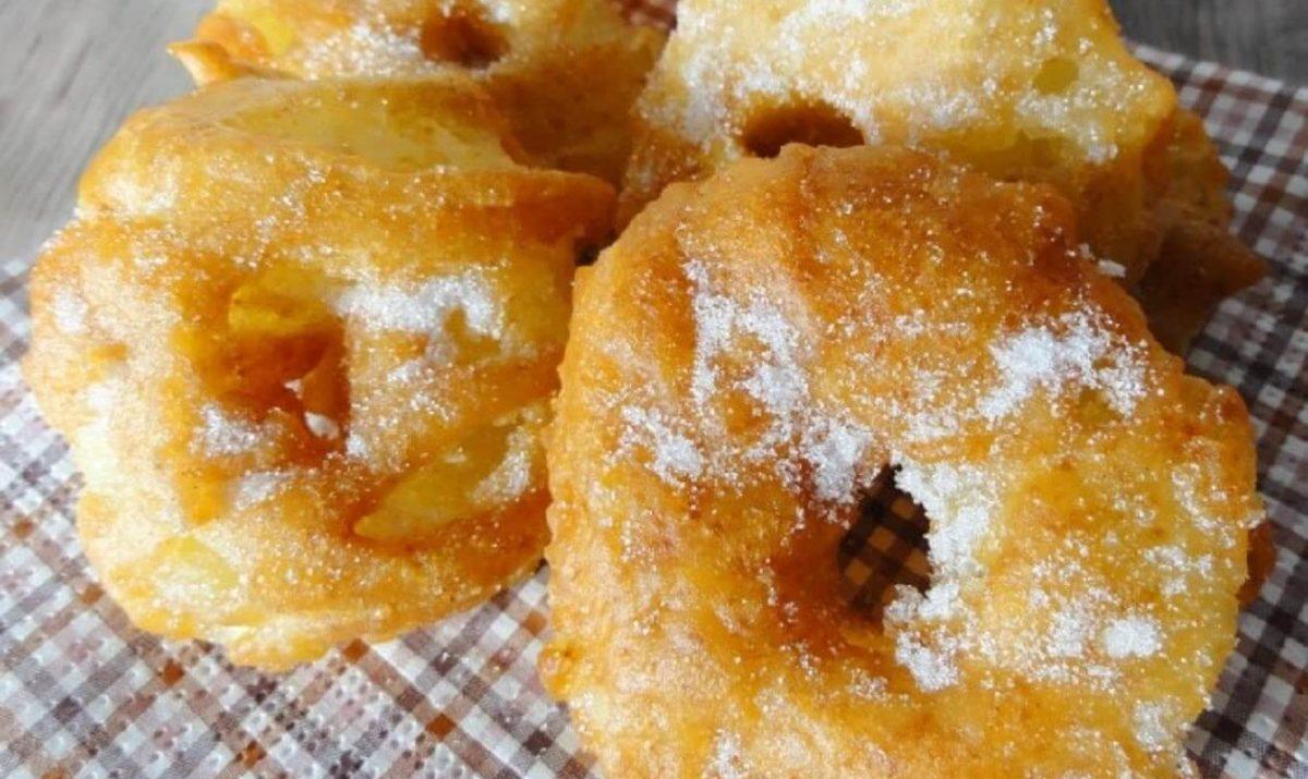 beignet aux pommes recette az