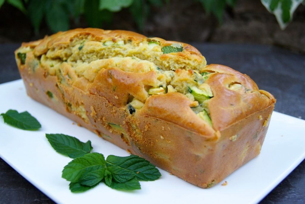 Cake Recipes Aux Courgettes