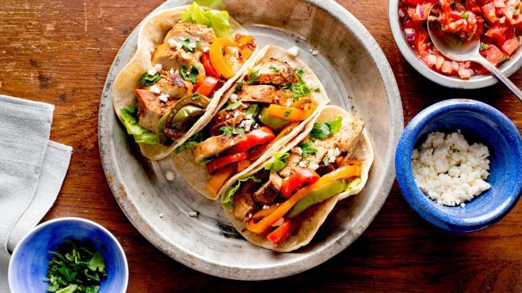 Id es recette mexicaine pour une cuisine saine et riche en saveurs recette az - Cuisine mexicaine fajitas ...