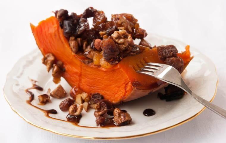 potimarron-farci-fruits-miel-noix