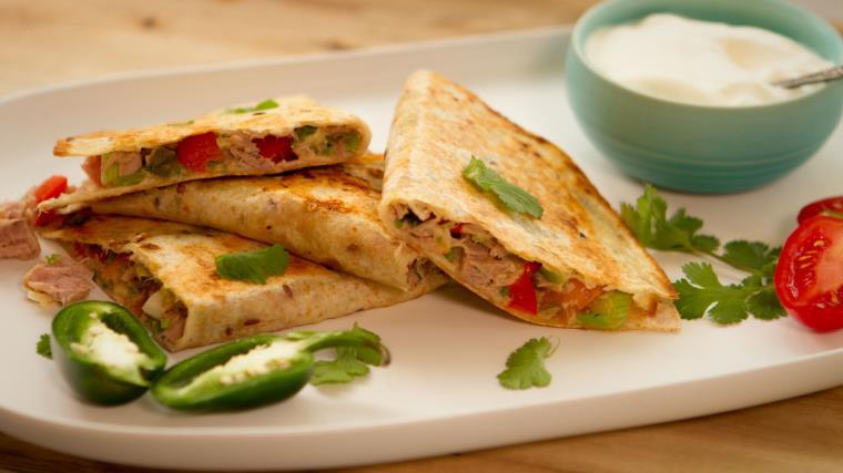 quesadilla-thon-leger-plat