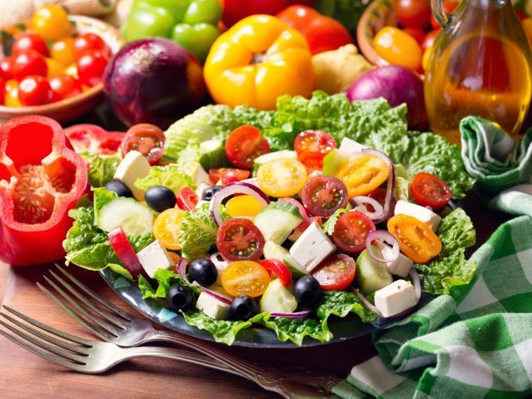 régime méditerranéen couleurs-aromes