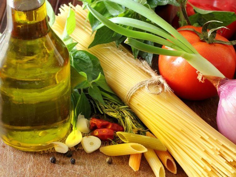 régime méditerranéen cuisine-italienne