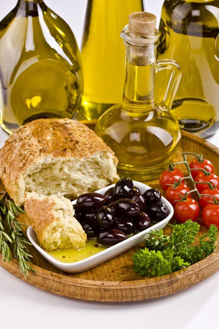 régime méditerranéen huile-olive