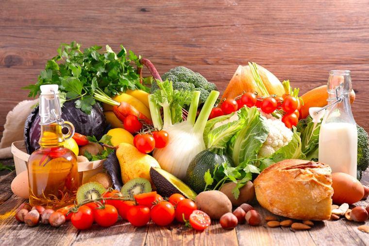 régime méditerranéen legumes-noix-bonne-sante