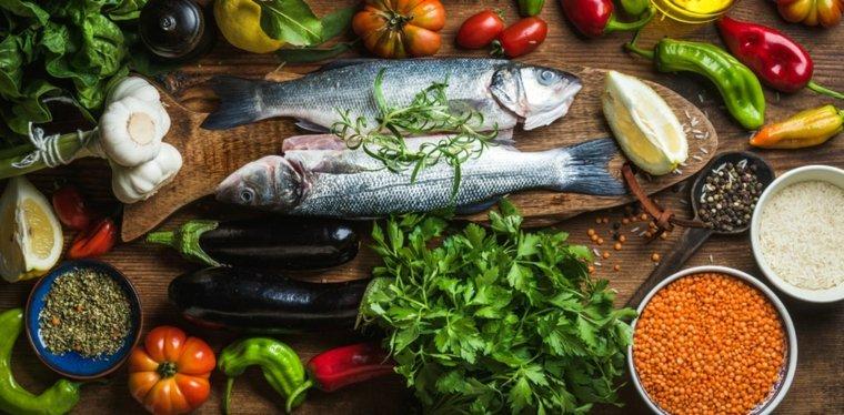 régime méditerranéen poisson-epices