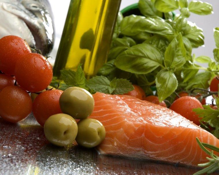 régime méditerranéen poisson-gras