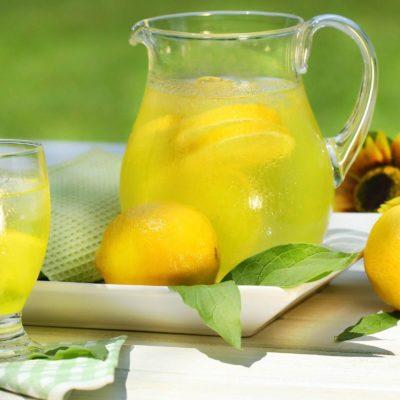 Citronnade détoxifiante