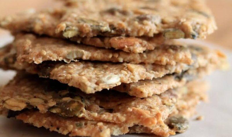 Crackers scandinaves