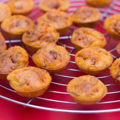 Muffin au chorizo