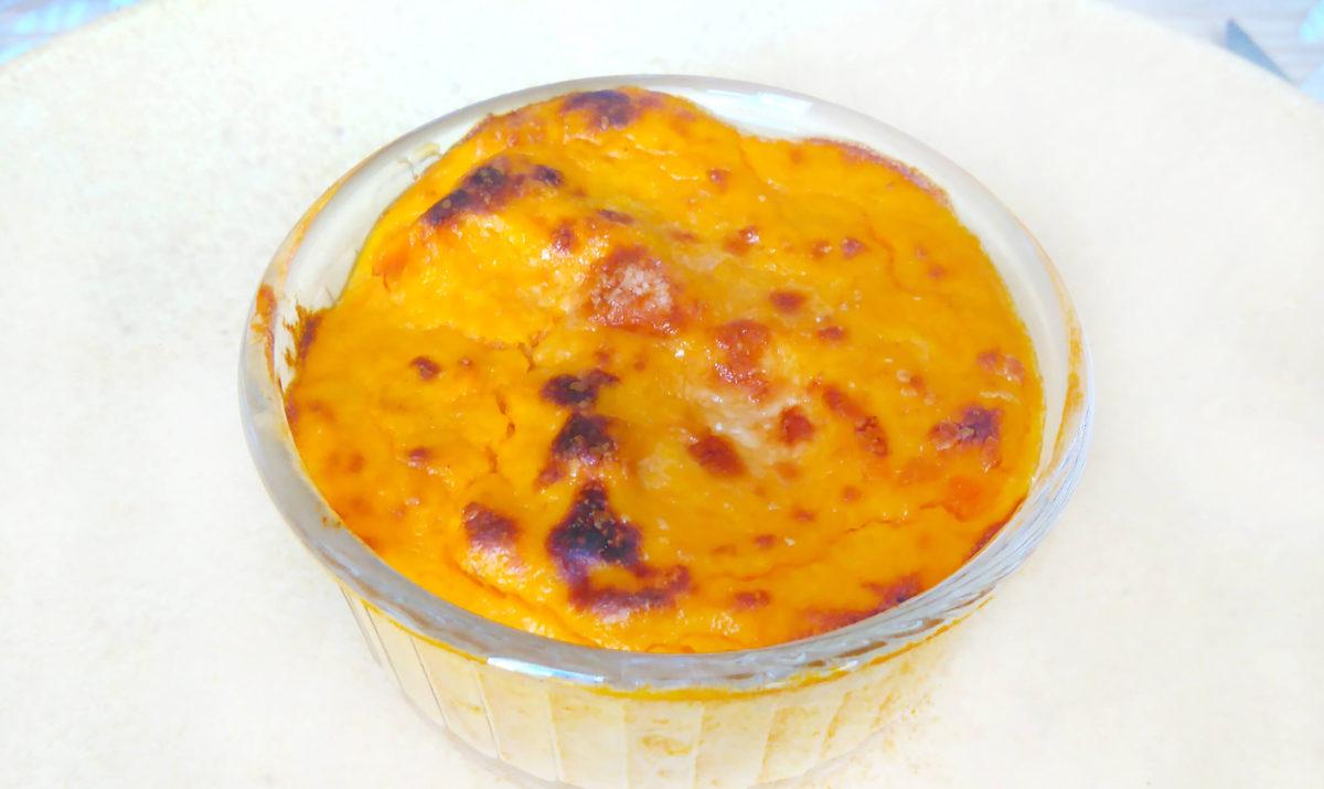 Flan aux carottes et oignons