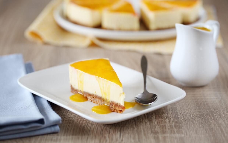 Recette Cheesecake au citron - Recette AZ