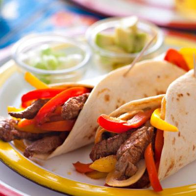D couvrez la cuisine mexicaine avec nos recettes de a z - Cuisine mexicaine fajitas ...