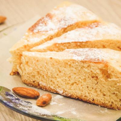 Gâteau italien pané au citron