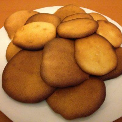 Biscuits à la crème de lait