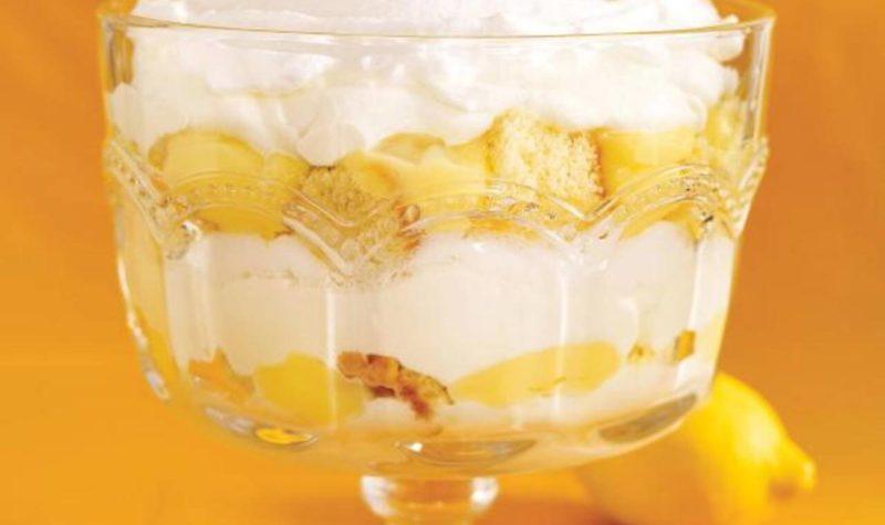Bagatelle au citron