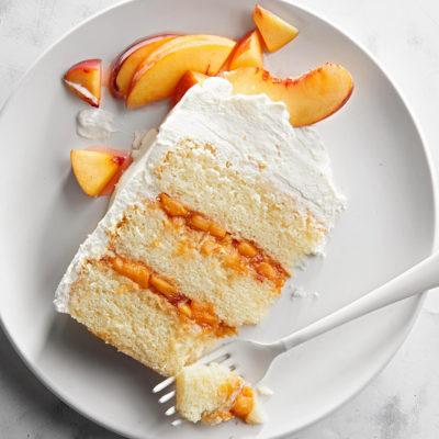 Gâteau au prosecco