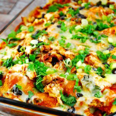 Tarte Enchilada